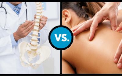Massage or Adjustment First?